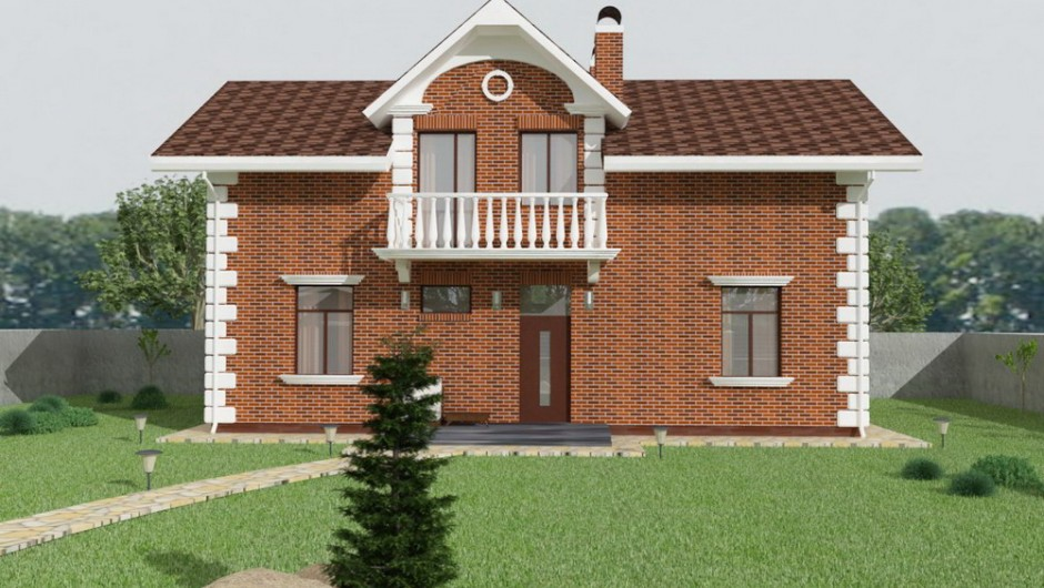 Design of the restaurant House project in Boyarka (2)